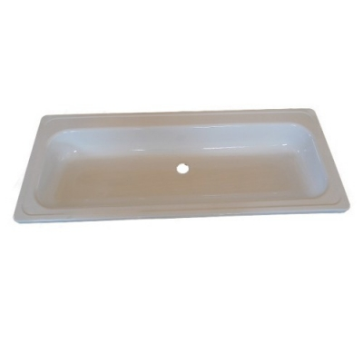 Steel enamel shower tray XD-2203