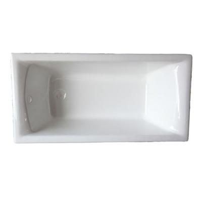 Cast iron bathtub XD-1006